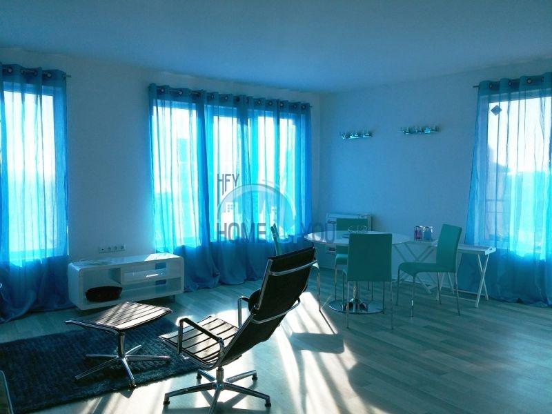 Квартира с невероятным видом на море в квартале Сарафово 4
