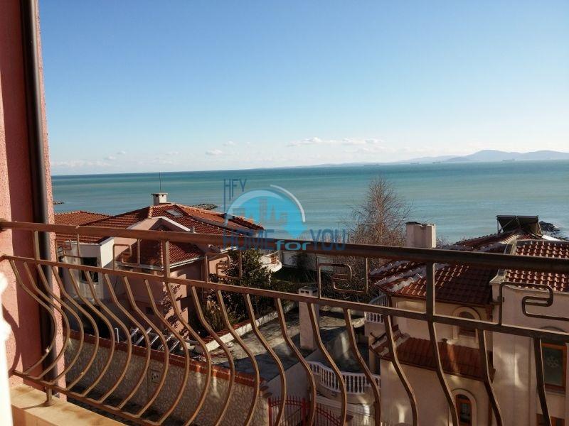 Квартира с невероятным видом на море в квартале Сарафово 17