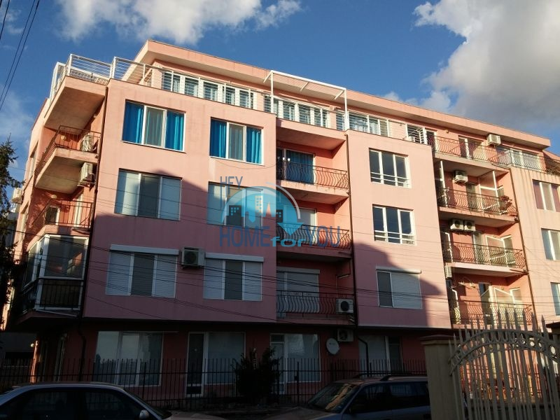 Квартира с невероятным видом на море в квартале Сарафово 19