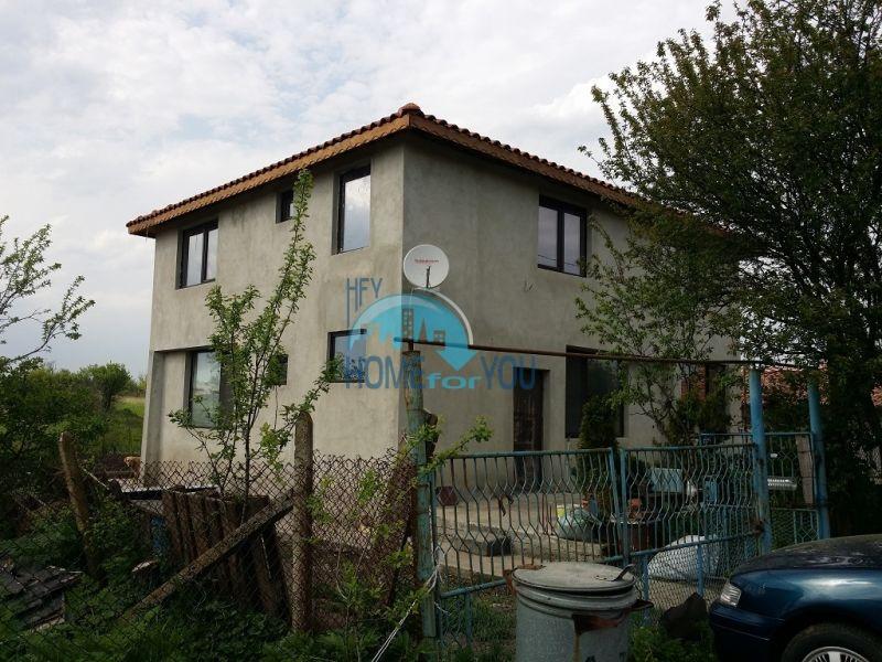 Добротный дом для постоянного проживаня в селе Трыстиково