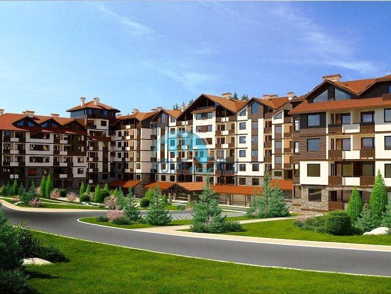 Квартиры на продажу в горах - комплекс Боровец Гарденс 4