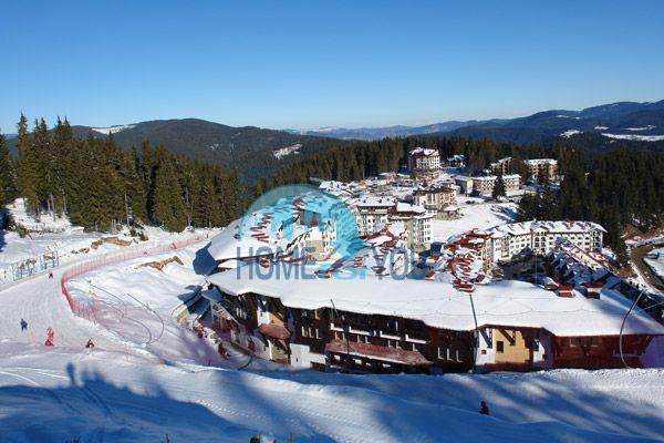 Новый комплекс на южном болгарском горнолыжном курорте Пампорово 2