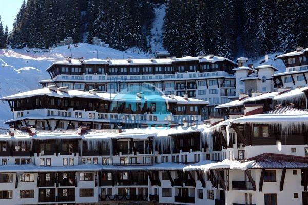 Новый комплекс на южном болгарском горнолыжном курорте Пампорово