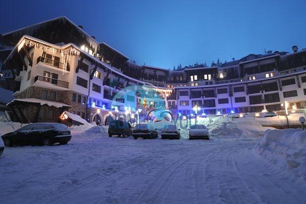 Новый комплекс на южном болгарском горнолыжном курорте Пампорово 5