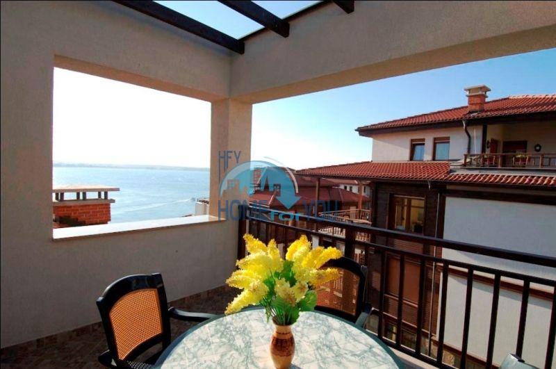 Элитные квартиры на первой линии в Созополе - Санта Марина 5
