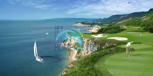 Thracian Cliffs - гольф комплексе мирового уровня между Каварной и Балчиком 4