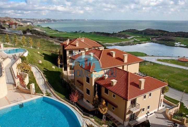 Thracian Cliffs - гольф комплексе мирового уровня между Каварной и Балчиком 2