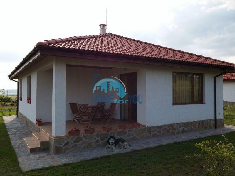 Капитальные дома в местности Кошарица