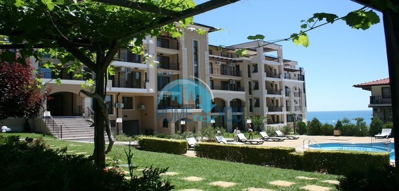 Porto Paradiso - элитная недвижимость в Святом Власе на первой линии 5