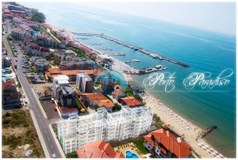 Porto Paradiso - элитная недвижимость в Святом Власе на первой линии 12