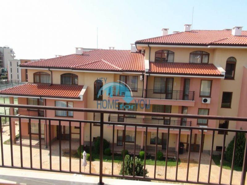 Квартира с двумя спальнямина второй линии на море в Святом Власе 11