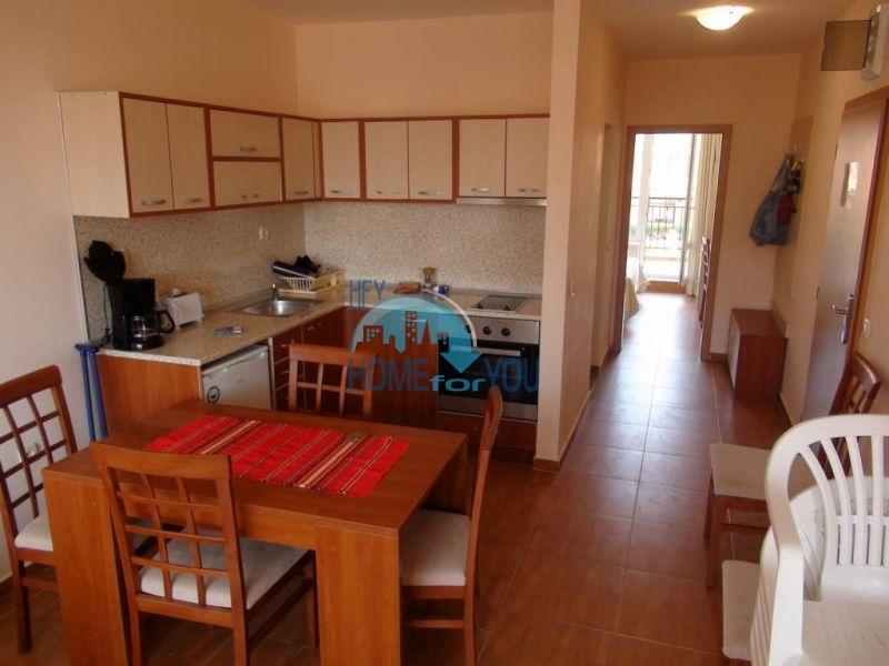 Квартира с двумя спальнямина второй линии на море в Святом Власе 2
