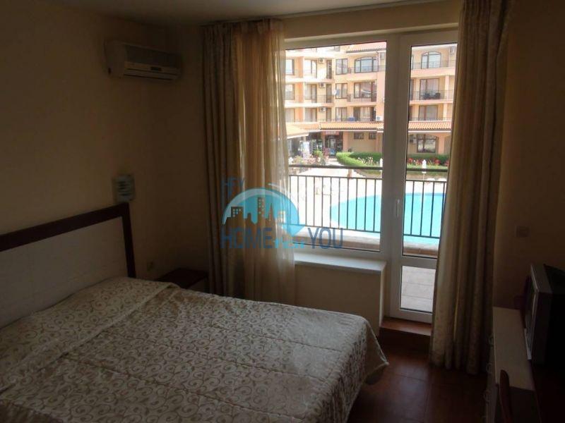 Квартира с двумя спальнямина второй линии на море в Святом Власе 12
