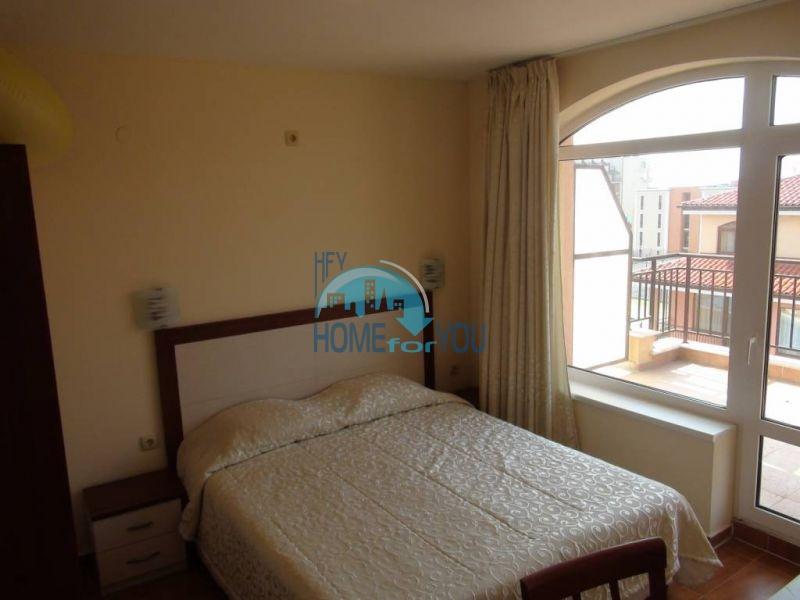 Квартира с двумя спальнямина второй линии на море в Святом Власе 5