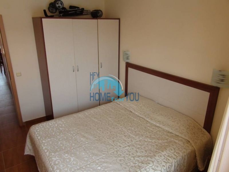 Квартира с двумя спальнямина второй линии на море в Святом Власе 6