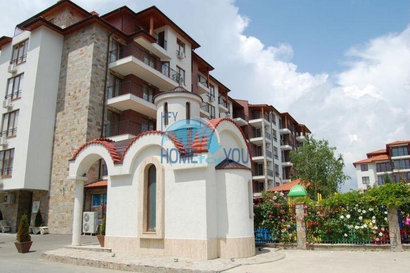 Четырехкомнатная квартира в Несебре - комплекс Аполлон для ПМЖ