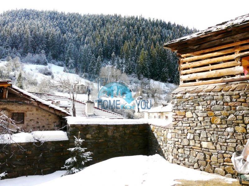 Трехэтажный дом на горном курорте Пампорово 4