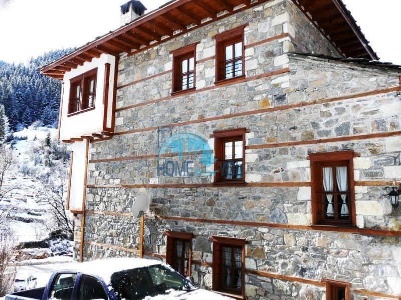 Трехэтажный дом на горном курорте Пампорово 6