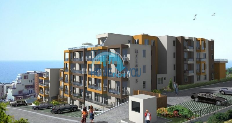 Квартиры и студии с видом на море в г. Бяла 5