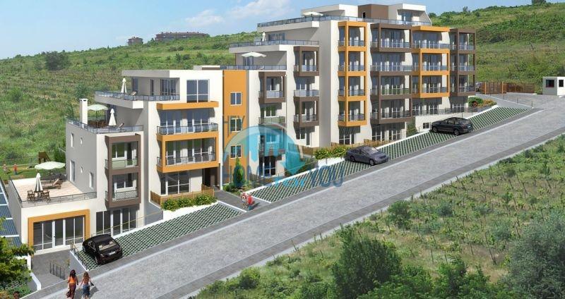 Квартиры и студии с видом на море в г. Бяла 2
