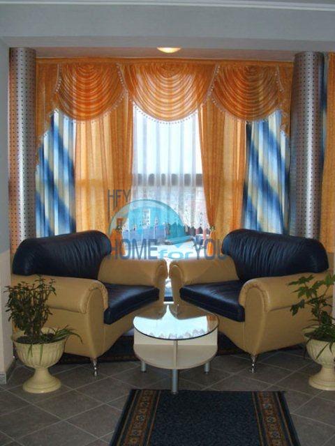 Недвижимость для бизнеса в Болгарии - отель в г. Несебр
