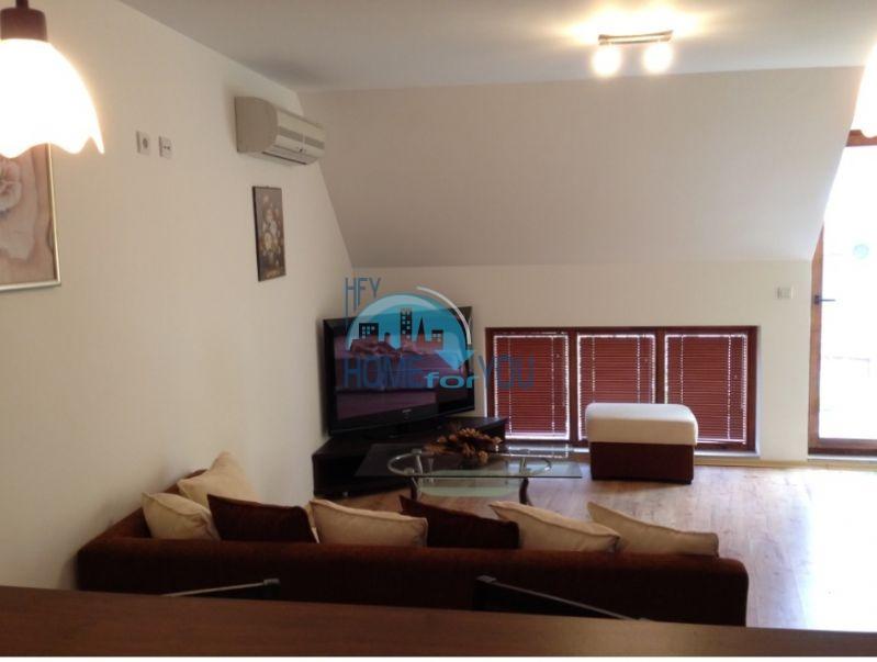 Трехкомнатная квартира с мебелью в Святом Власе 3