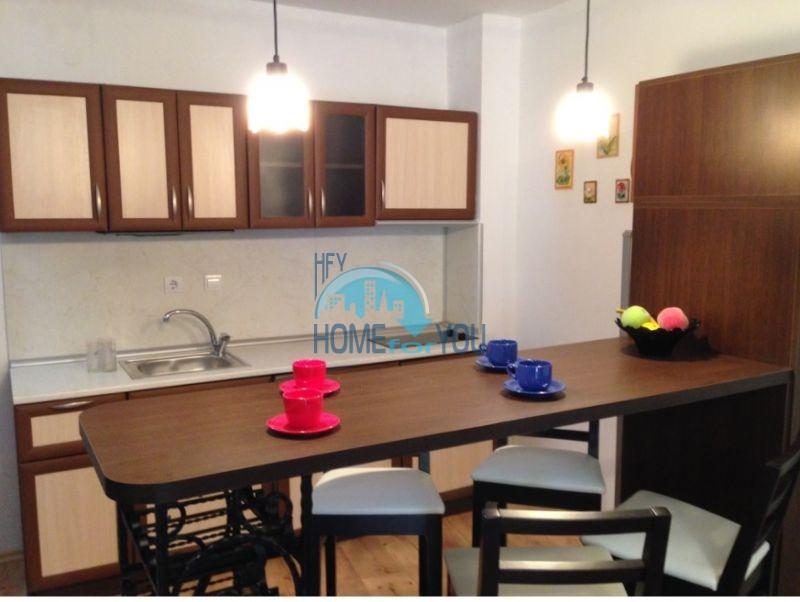 Трехкомнатная квартира с мебелью в Святом Власе 5