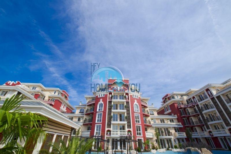 Элитная недвижимость Болгарии - пентхаус на курорте Солнечный берег 8