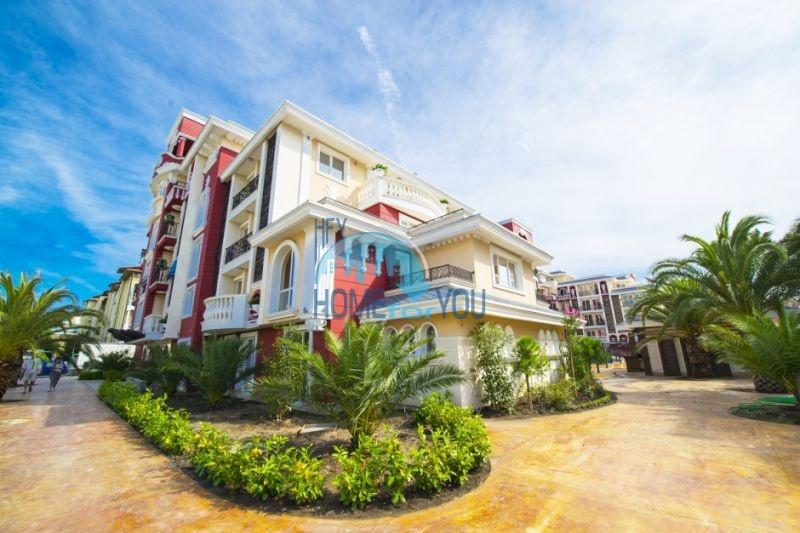 Элитная недвижимость Болгарии - пентхаус на курорте Солнечный берег 3