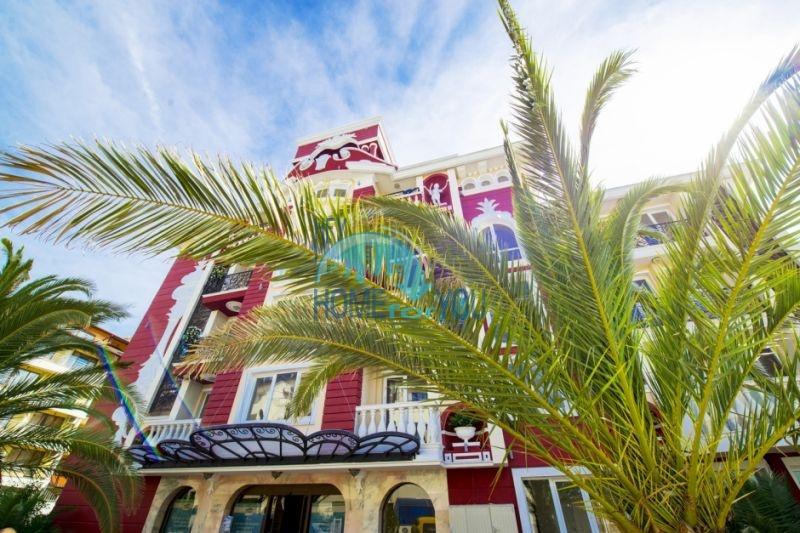 Элитная недвижимость Болгарии - пентхаус на курорте Солнечный берег 7