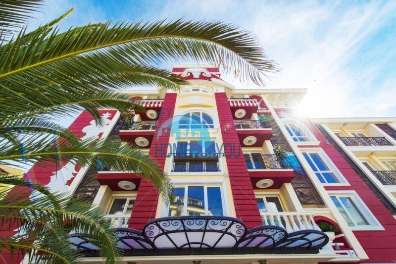 Элитная недвижимость Болгарии - пентхаус на курорте Солнечный берег 9