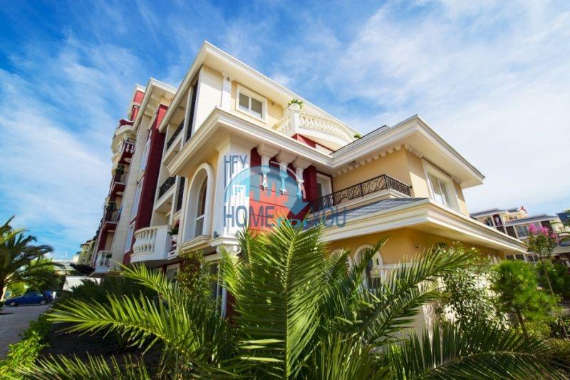 Элитная недвижимость Болгарии - пентхаус на курорте Солнечный берег