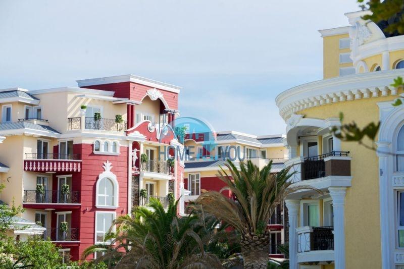 Элитная недвижимость Болгарии - пентхаус на курорте Солнечный берег 10