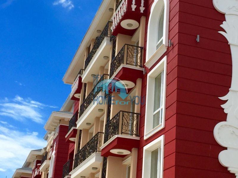 Элитная недвижимость Болгарии - пентхаус на курорте Солнечный берег 6