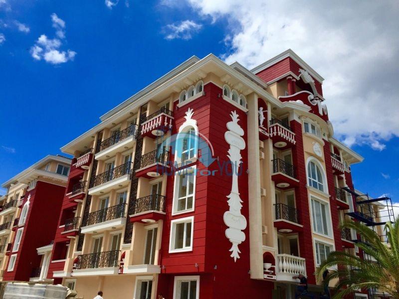 Элитная недвижимость Болгарии - пентхаус на курорте Солнечный берег 5
