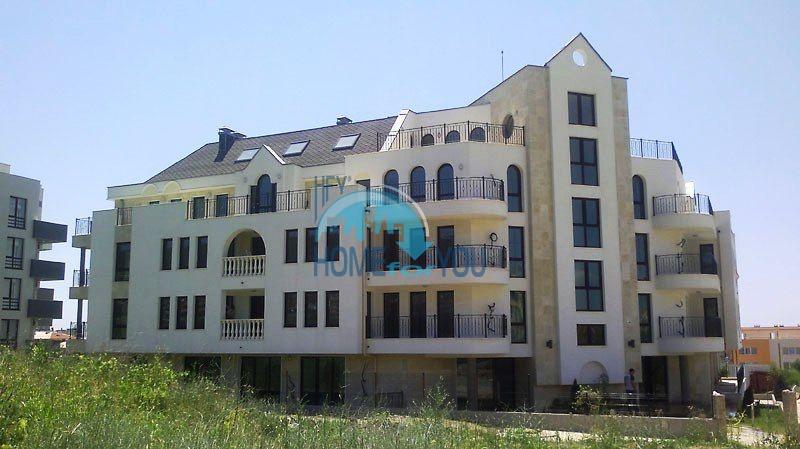 Недорогие апартаменты и студии на курорте Святой Влас 3