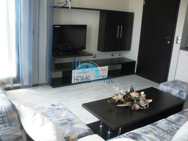 Недорогие апартаменты и студии на курорте Святой Влас 5