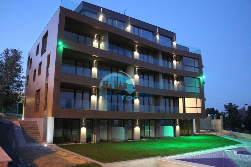 Элитные апартаменты в комплексе Santa с видом на море в г. Варна 3