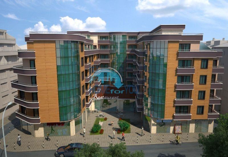 Квартиры для постоянного проживания в центре г. Поморие