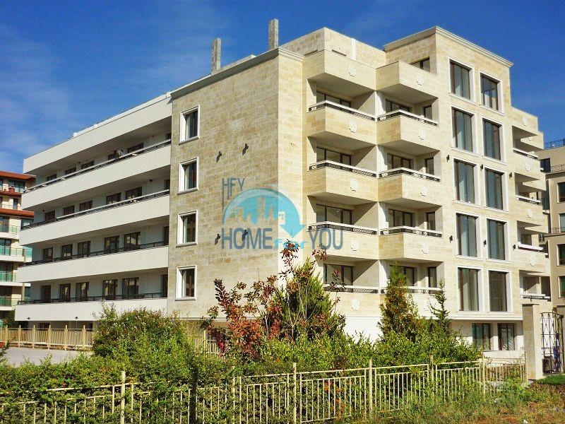 Голден Дюнс - квартиры и студии на первой линии в Приморско 3