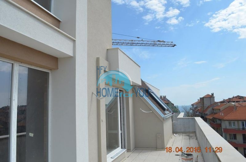 Прекрасные квартиры под ключ в жилом доме в самом центре г. Поморие 9