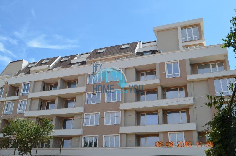 Прекрасные квартиры под ключ в жилом доме в самом центре г. Поморие 2