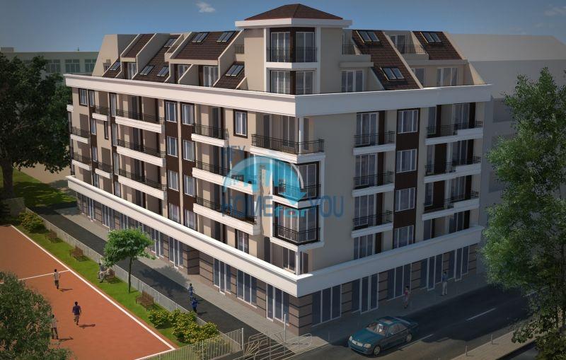 Прекрасные квартиры под ключ в жилом доме в самом центре г. Поморие 5