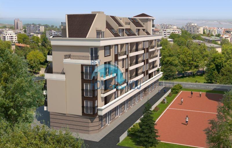 Прекрасные квартиры под ключ в жилом доме в самом центре г. Поморие 4