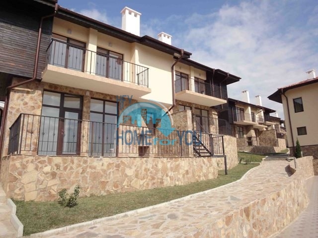 Сани Хил - продажа домов у моря в курорте Кошарица 7