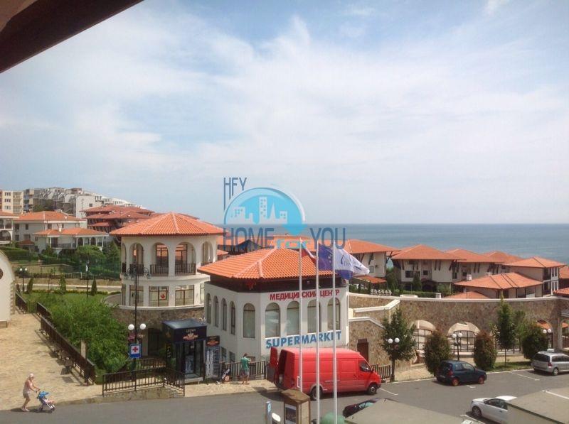 Элитная квартира с видом на море в курорте Святой Влас