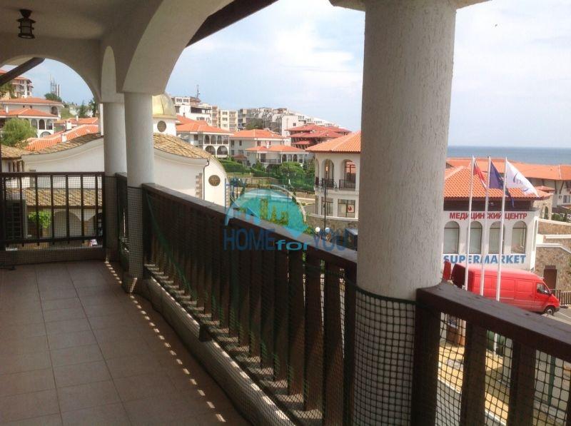 Элитная квартира с видом на море в курорте Святой Влас 8