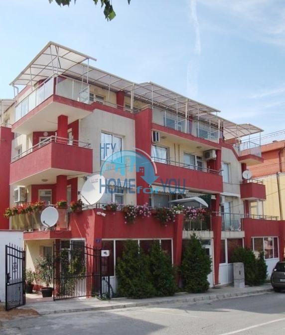 Большая двухкомнатная квартира с видом на море в Черноморце 7