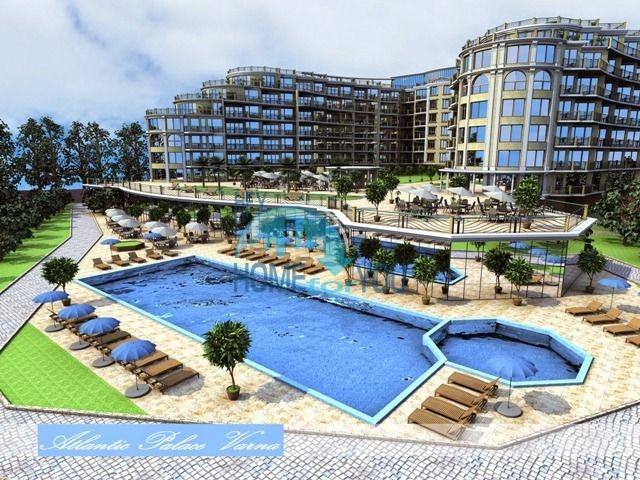 Элитные квартиры на море около Варны - Атлантик Палас 2