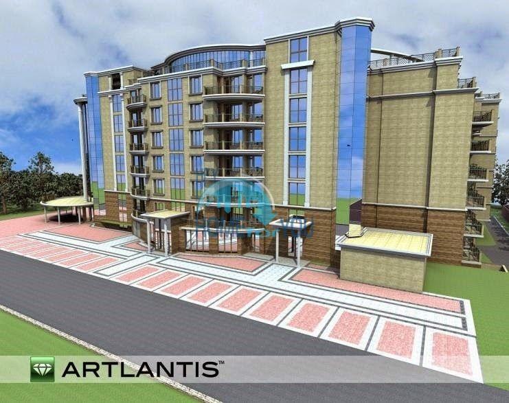 Элитные квартиры на море около Варны - Атлантик Палас 8